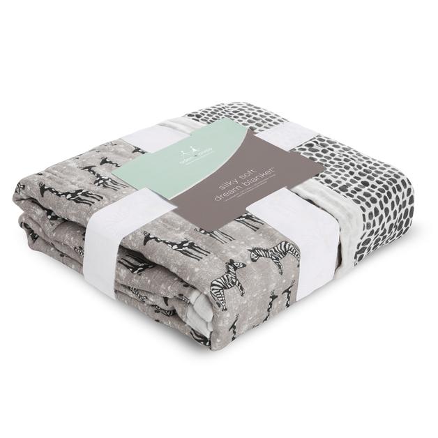 Aden + Anais: Silky Soft Dream Blanket - Sahara