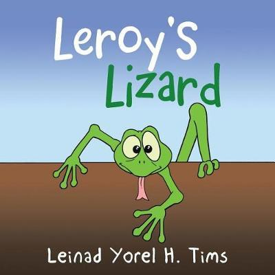 Leroy's Lizard by Leinad Yorel H Tims