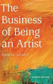 The Business of Being an Artist by Daniel Grant image