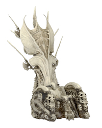 Predator - Bone Throne Diorama