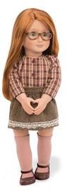 "Our Generation: 18"" Regular Doll - April"