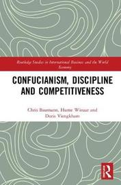Confucianism, Discipline and Competitiveness by Chris Baumann