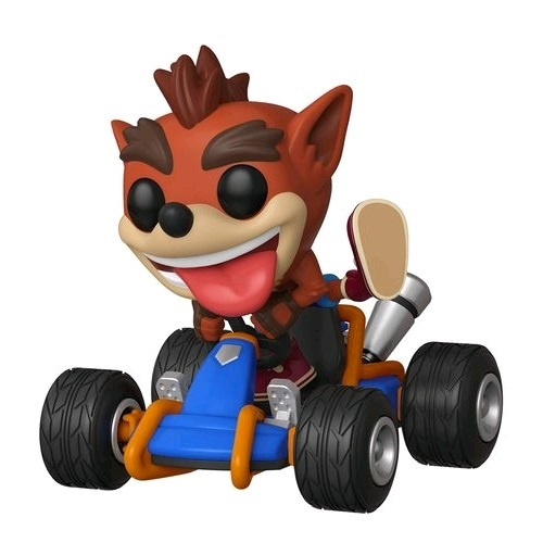 Crash Bandicoot: Crash Go-Kart - Pop! Ride Vinyl Figure