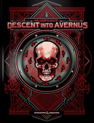 Descent into Avernus (Exclusive Edition) by Wizards RPG Team