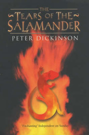The Tears of the Salamander by Peter Dickinson image