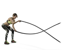 Fortis: 9m Battle Rope