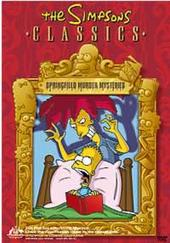 The Simpsons Classics - Springfield Murder Mysteries on DVD