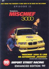 Mischief 3000 on DVD