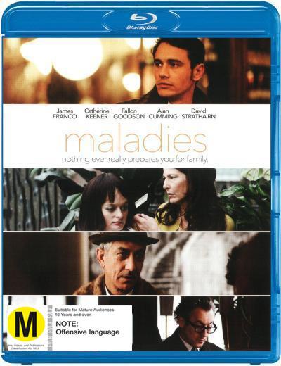 Maladies on Blu-ray