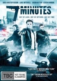 7 Minutes on DVD