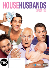 House Husbands - Season 2 on DVD