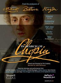In Search Of Chopin on DVD