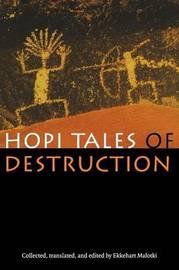 Hopi Tales of Destruction image
