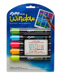 Sharpie: Expo Neon Whiteboard Marker Set