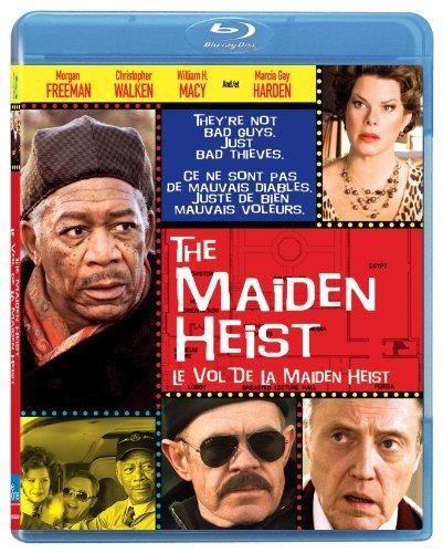 The Maiden Heist on Blu-ray