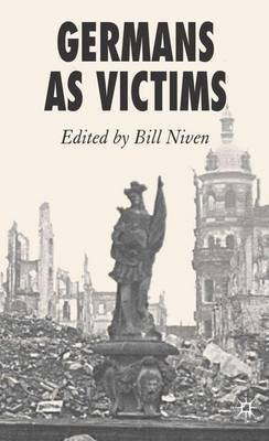 Germans as Victims by Bill Niven image