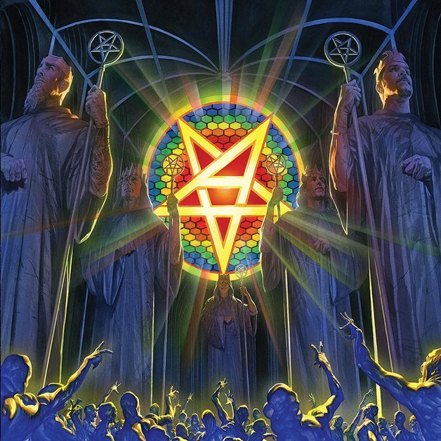 """For All Kings [Limited Edition Box Set] (10x7""""LP) by Anthrax"""
