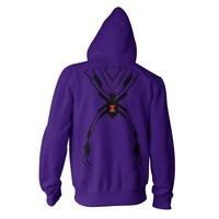 Overwatch Ultimate Widowmaker Zip-Up Hoodie (Small)