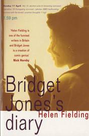 Bridget Jones's Diary: A Novel by Helen Fielding image