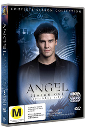 Angel - Complete Season 1 (6 Disc Set) on DVD image