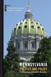 Pennsylvania Politics and Policy