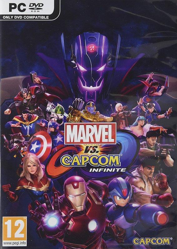 Marvel vs Capcom Infinite for PC