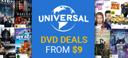 $9 & $14 DVD Deals!