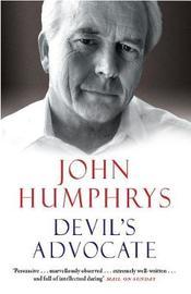 Devil's Advocate by John Humphrys image