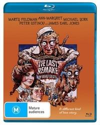 Last Remake of Beau Geste on Blu-ray