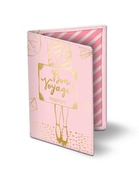 Lady Jayne: Bon Voyage Passport Cover