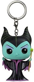 Disney - Maleficent Pocket Pop! Keychain