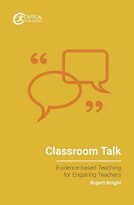 Classroom Talk by Rupert Knight