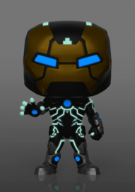 Marvel: 80th - Iron Man (Mark 39/Glow) Pop! Vinyl Figure image