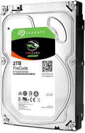"2TB Seagate FireCuda 3.5"" SATA Hybrid SSHD image"