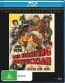 The Fighting Kentuckian on Blu-ray