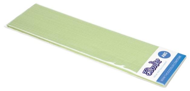 3Doodler: Create ABS Plastic - Glow in the Dark (25 Strands)