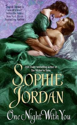 One Night With You by Sophie Jordan image