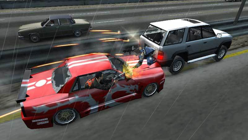 Pursuit Force (Essentials) for PSP image