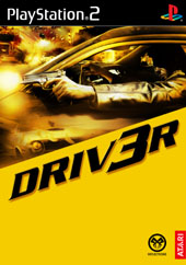 Driv3r for PS2