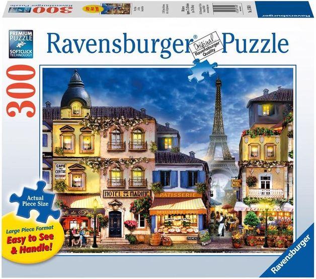 Ravensburger 300 Piece Large Format Jigsaw Puzzle - Pretty Paris