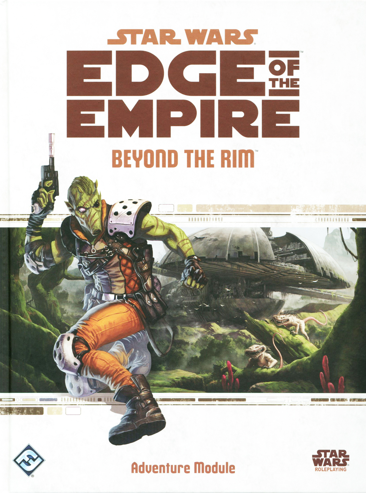 Star Wars Edge of the Empire RPG: Beyond the Rim image