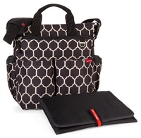 Skip Hop: Duo Signature Diaper Bag - Onyx image
