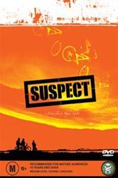 Suspect on DVD