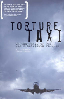 Torture Taxi by Trevor; Thompson, Paglen