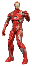 Captain America 3 - Iron Man Mark 45 Action Figure