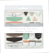 Kaisercraft Adhesive Notes - Pennants