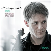 Rostropovich Encores by Alban Gerhardt image