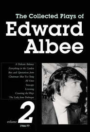 The Collected Plays of Edward Albee by Edward Albee image