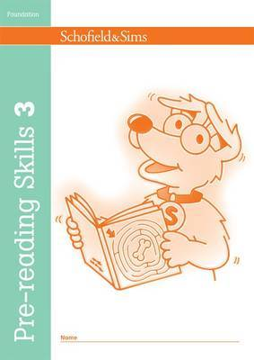 Pre-Reading Skills Book 3 by Sally Johnson image