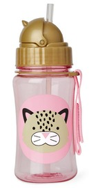Skip Hop: Zoo Straw Bottle - Leopard